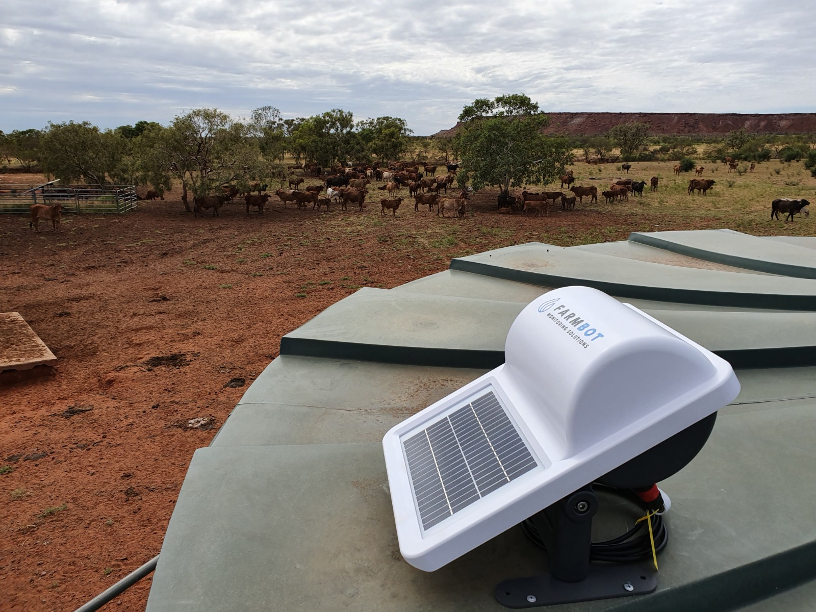 Farmbot enters into an agreement with Inmarsat and Pivotel to bring IoT-enabled water management solutions to farmers across Australia
