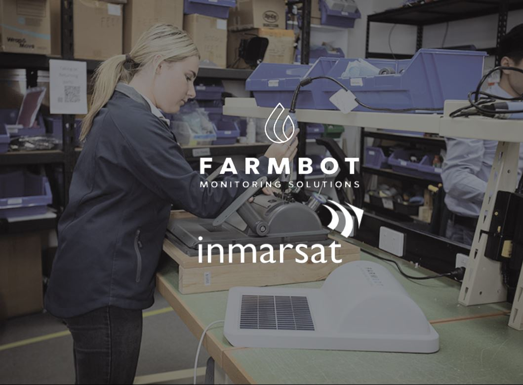 Farmbot partners with Inmarsat to enable remote pump activation and camera control
